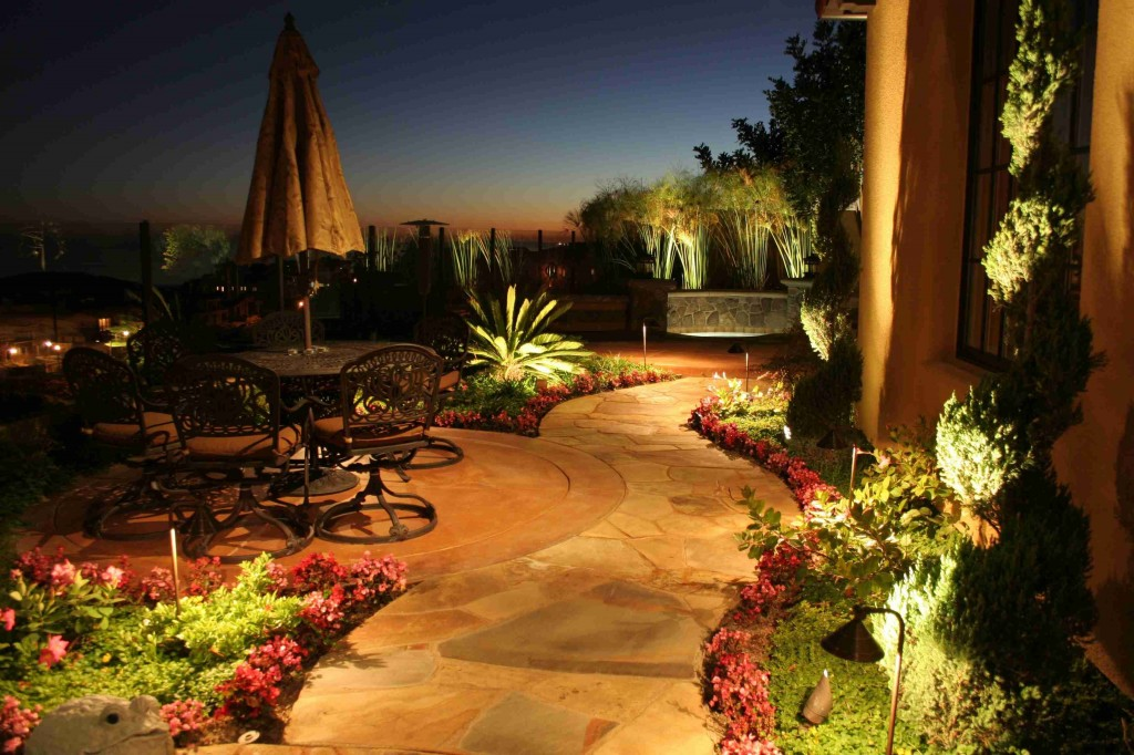 Landscape lighting design tips techniques custom lighting of america here are some common landscape lighting techniques to enhance the beauty of your home aloadofball Choice Image